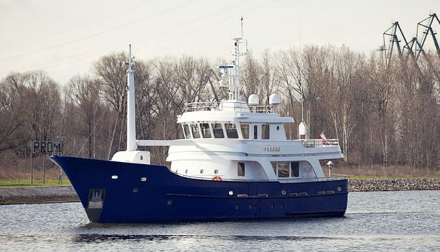 Andross Charter Yacht