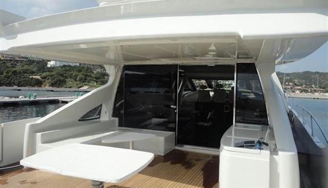 Scarlet Charter Yacht - 4