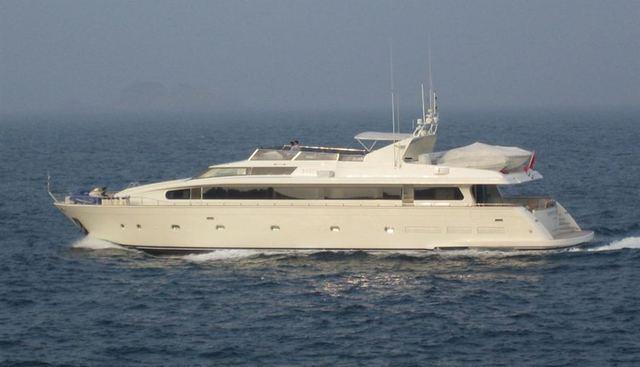 Versilcraft 108 Charter Yacht