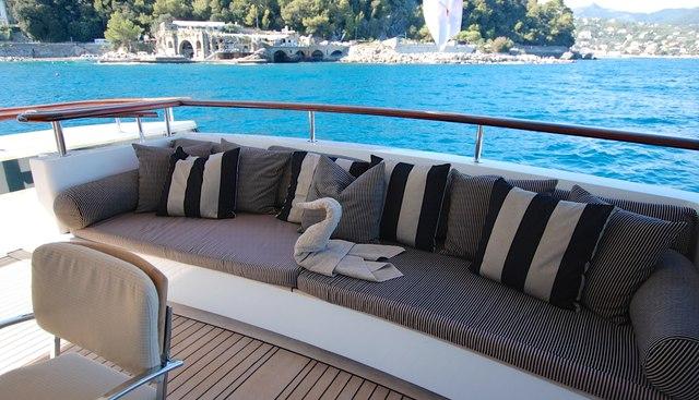 Curiosity Charter Yacht - 4