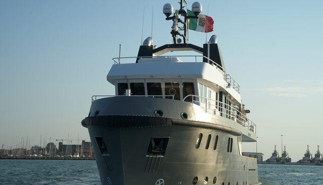 Irie Man Charter Yacht - 2