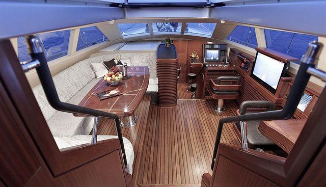 Zweisamkeit Charter Yacht - 3