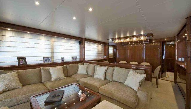 Sky Khan Charter Yacht - 5