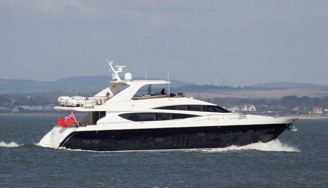 Ecureuil Charter Yacht - 2