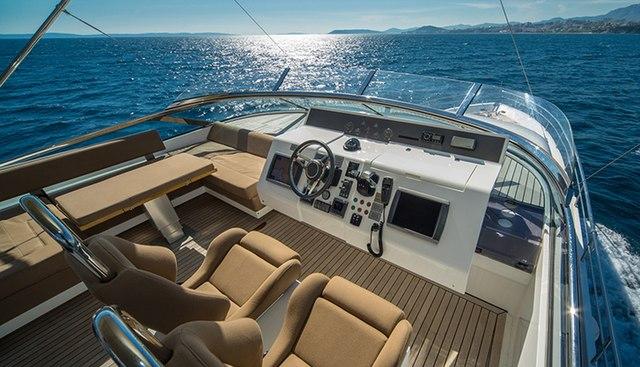 Schatzi Charter Yacht - 4