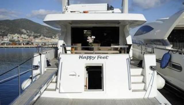 Happy Feet Charter Yacht - 2