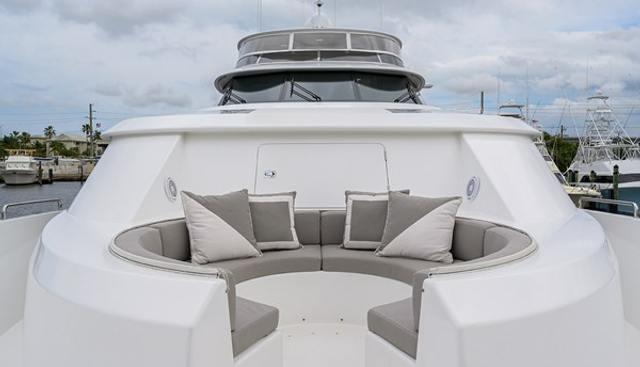 Unwined Charter Yacht - 2