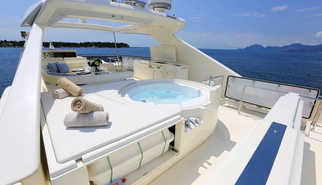 Onyx Charter Yacht - 3