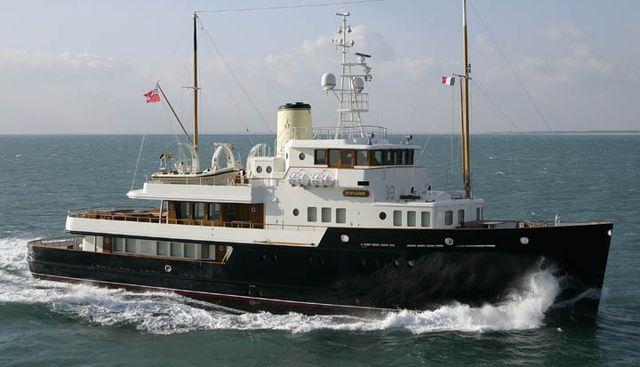 Bystander Charter Yacht - 3
