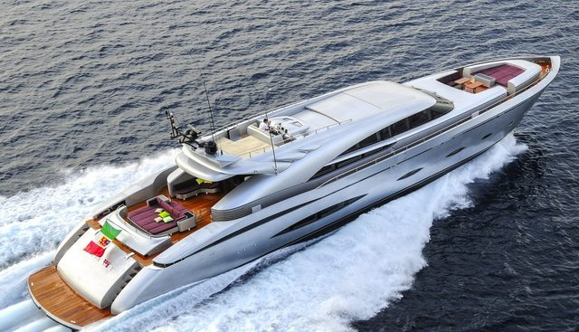 My Toy Charter Yacht