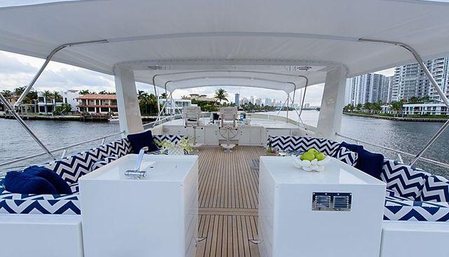 Fat Sheila Charter Yacht - 6