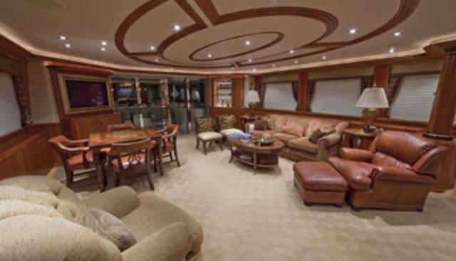 Alicia Charter Yacht - 3
