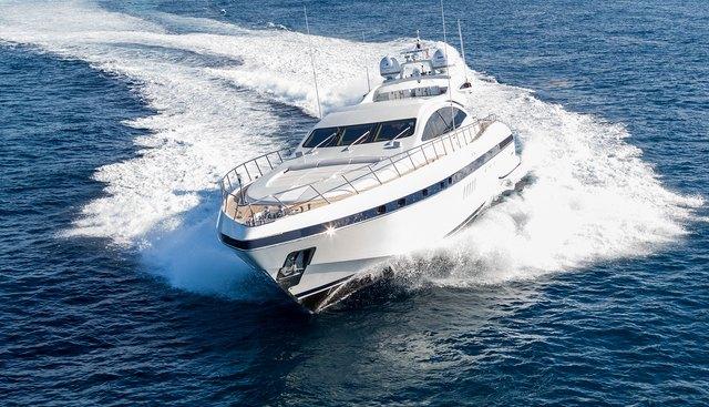 Kampai Charter Yacht - 2