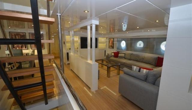 Sharkwater Charter Yacht - 4
