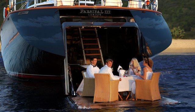 Parsifal III Charter Yacht - 5