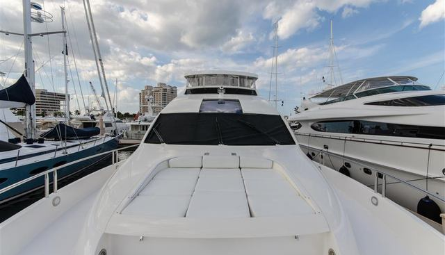 Shades of Blue Charter Yacht - 5