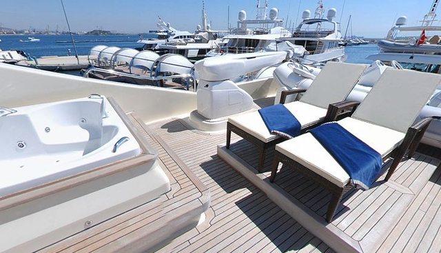 Merve Charter Yacht - 3