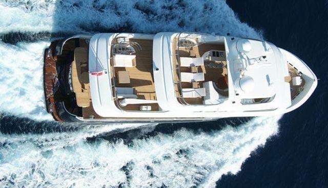 Little Blue Charter Yacht - 2