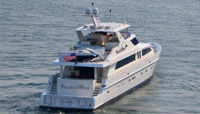 Brandi Wine Charter Yacht - 5