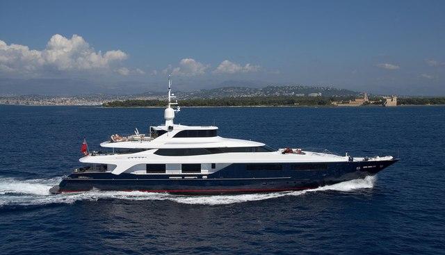 Burkut Charter Yacht