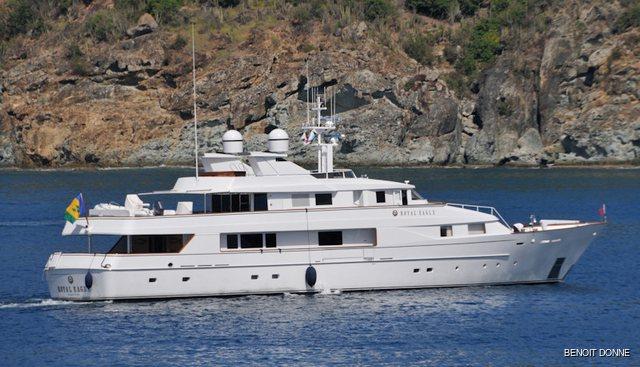 Natalia V Charter Yacht - 3