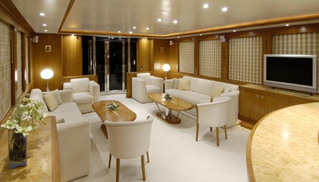 Pallada Charter Yacht - 4