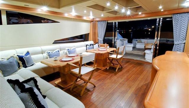 Carnivore Charter Yacht - 6