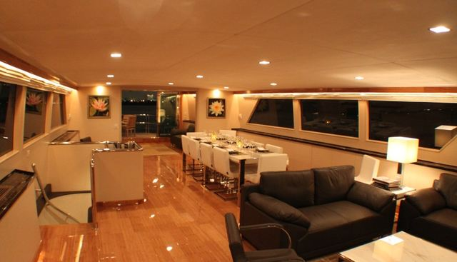 Nymphaea Charter Yacht - 3