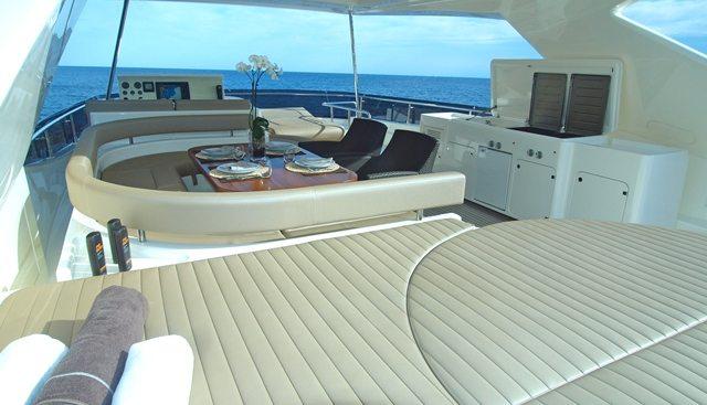 Lucky Star Charter Yacht - 5