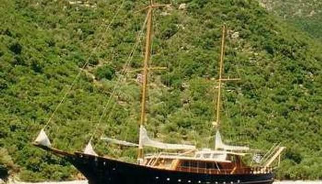 Agarttha Charter Yacht