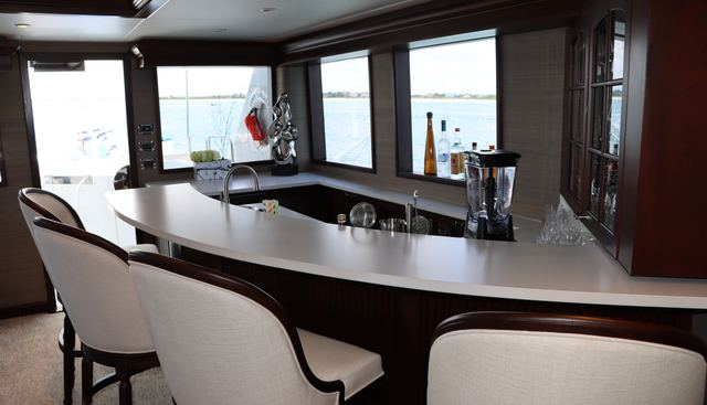 Too Shallow Charter Yacht - 5