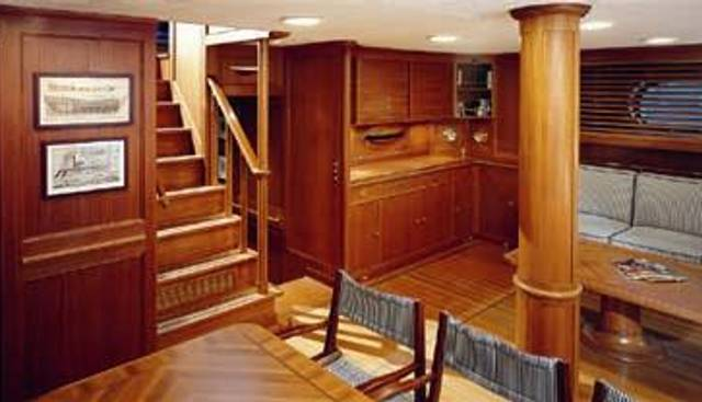 Heritage M Charter Yacht - 7