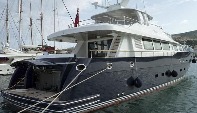 Ghanem Charter Yacht - 3