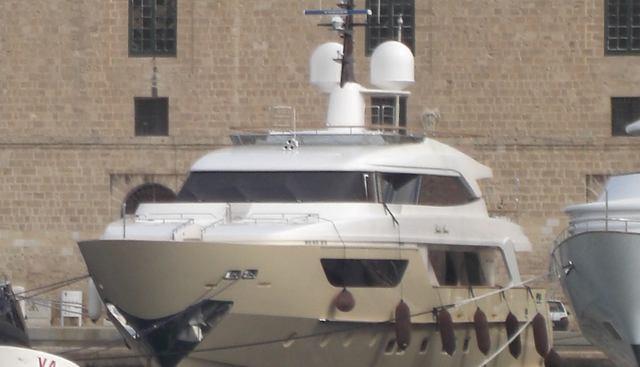 Santa Anna B Charter Yacht - 2