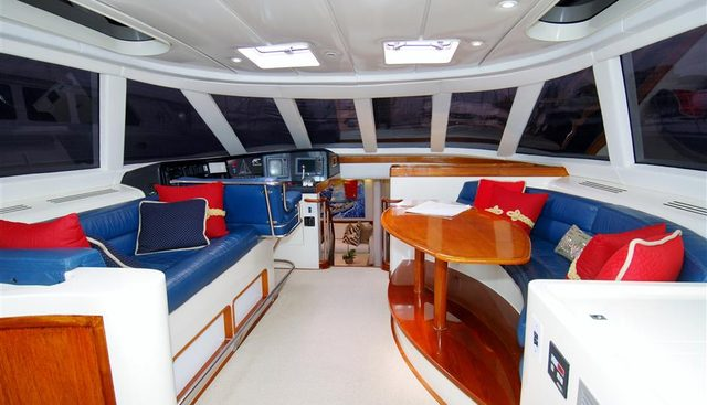Falcon Charter Yacht - 4