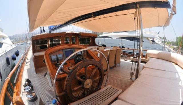 Al Maram Charter Yacht - 4