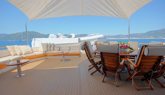 Monte Carlo Charter Yacht - 4