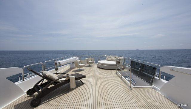 White Shark of London Charter Yacht - 4