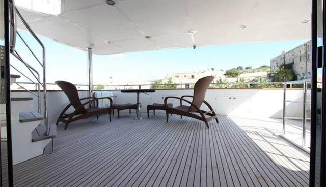 Zarina Charter Yacht - 5