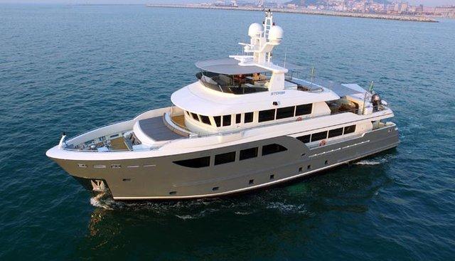 Storm Charter Yacht