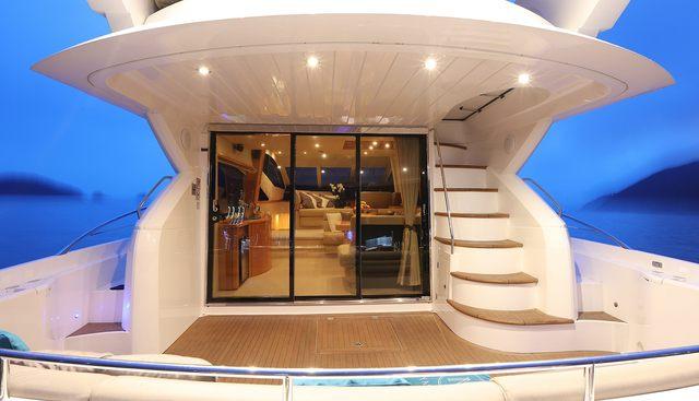 Infinity Eight Charter Yacht - 2