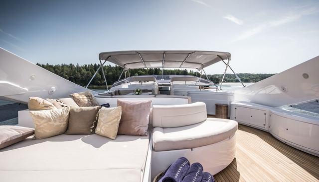 Queen of Sheba Charter Yacht - 7