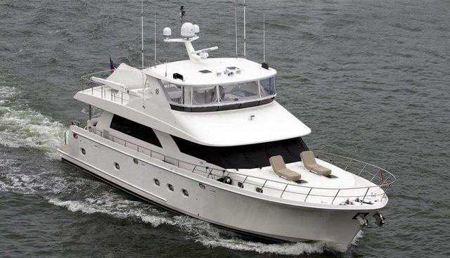 Margarita Charter Yacht