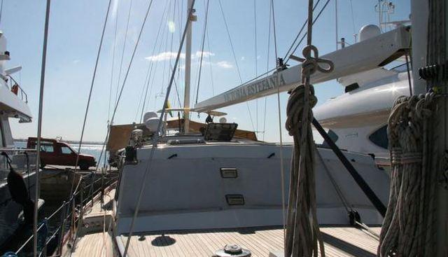 Victoria Estefania Charter Yacht - 5