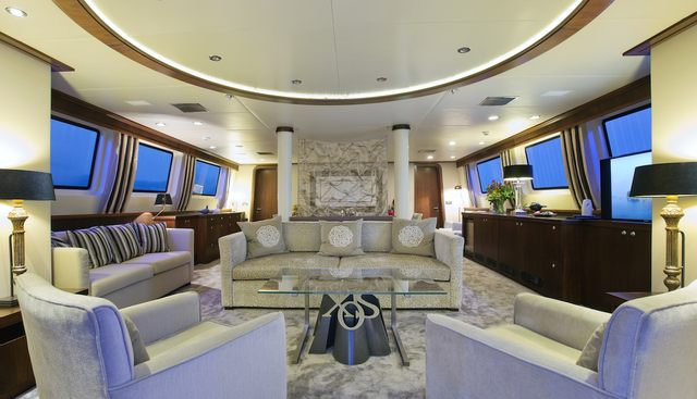 XO of the Seas Charter Yacht - 8