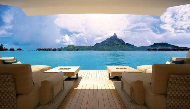 Illusion Plus Charter Yacht - 4