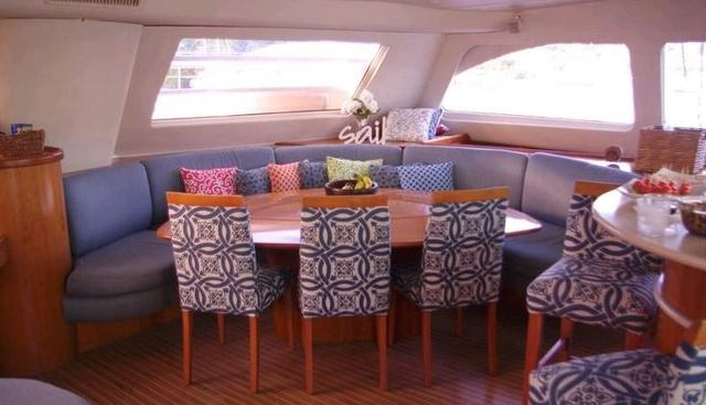 Good Vibrations Charter Yacht - 6