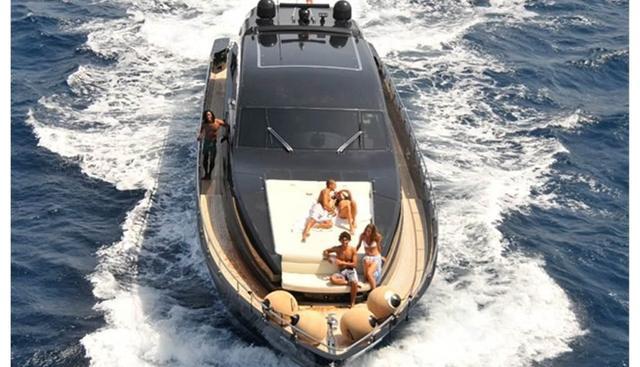 Black Magic Charter Yacht - 2
