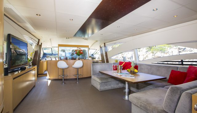 Tiger Lily of London Charter Yacht - 6