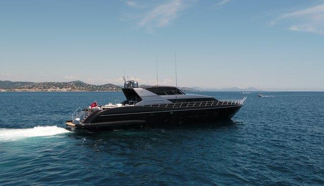 Lauren V Charter Yacht - 4